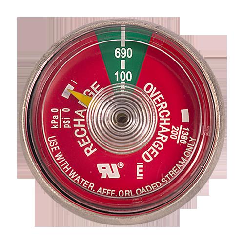 Fire Extinguisher Gauge