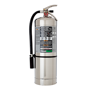 Stored Pressure Water and Foam Fire Extinguisher